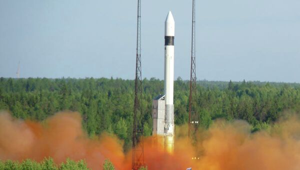 Ракета-носитель Рокот. Архивное фото