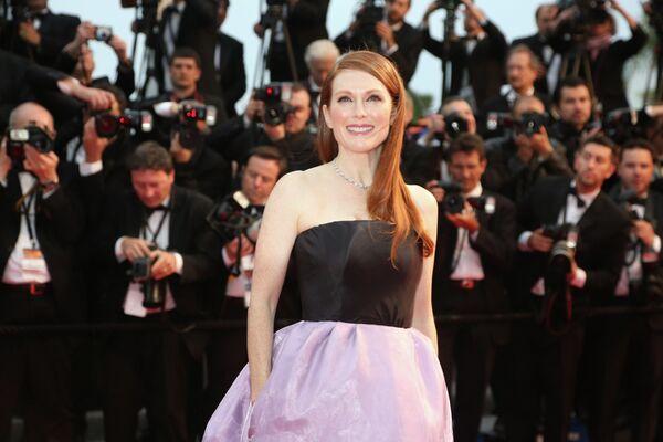 Джулианна Мур на открытии 66-го кинофестиваля в Каннах