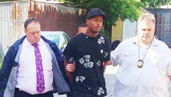 Задержанный по подозрению в стрельбе в Новом Орлеане Шон Скотт