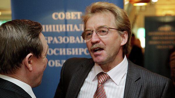 Николай Красников, архивное фото