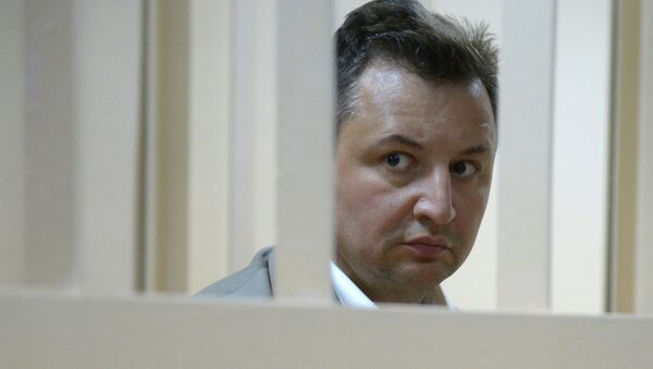 Владимир Голубков. Архивное фото