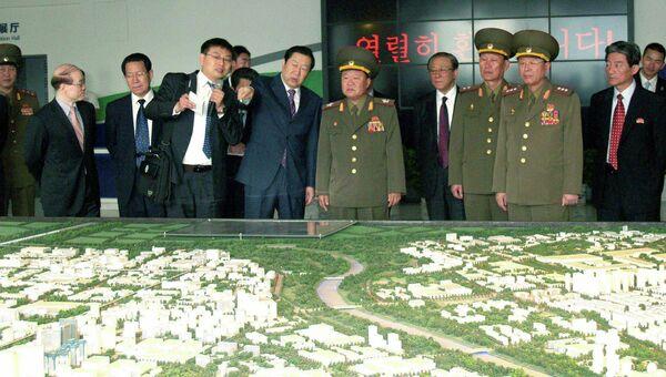 Северокорейский спецпосланник Чхве Рен Хэ находится с визитом в Китае