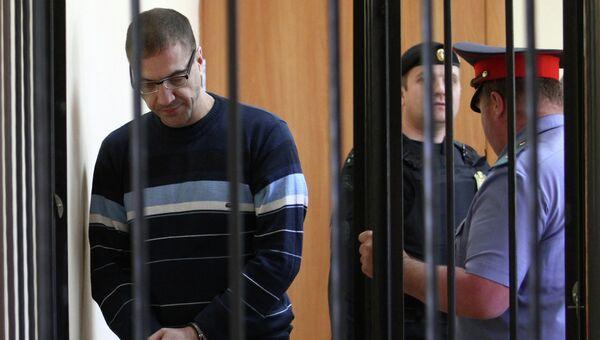 Сотрудник фонда Город без наркотиков Игорь Шабалин в суде, архивное фото