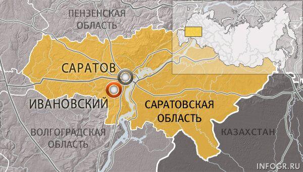 Саратовский район Саратовской области