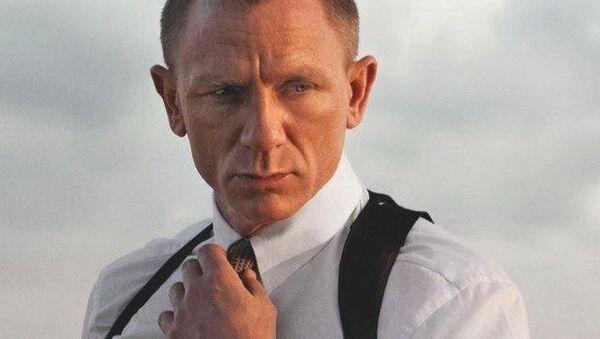 Дэниел Крэйг в роли Джеймса Бонда фильме 007: Координаты Скайфолл. Архивное фото