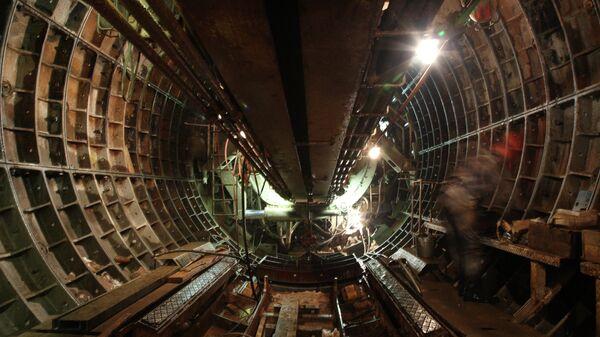 Строители красноярского метро готовы сдать первую ветку через 4-5 лет