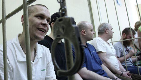 Оглашение приговора по делу о похищении сына Е.Касперского, архивное фото