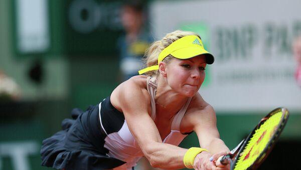 Российская теннисистка Мария Кириленко. Архивное фото