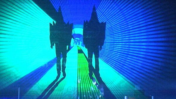 Видеопроекции и лазерное шоу: концерт Pet Shop Boys в Москве