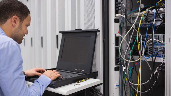 Работа с сервером