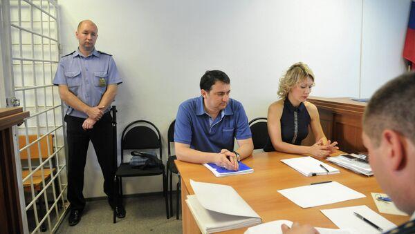Суд по делу бывшего вице-премьера Волгоградской области, архивное фото
