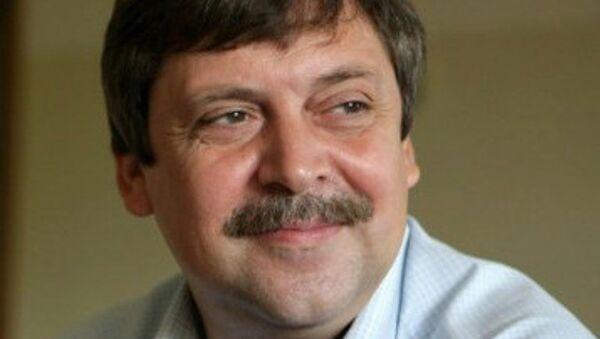 Василий Панкратов, председатель комитета по культуре Петербурга