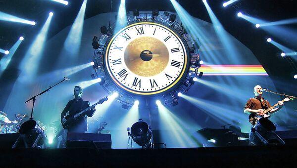Британская рок-группа Brit Floyd