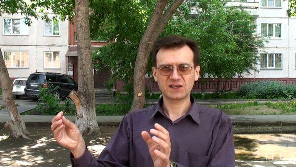 Легкий звон и скрип - очевидец о землетрясении в Новосибирске