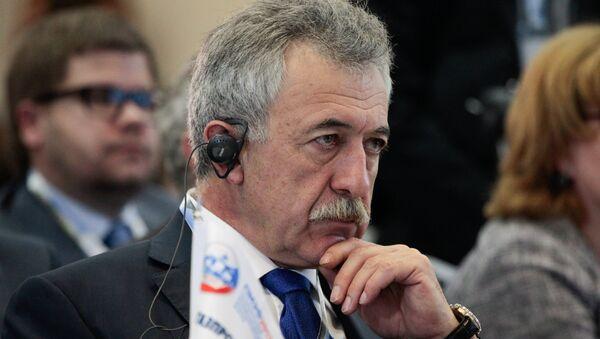 Салман Бабаев. Архивное фото