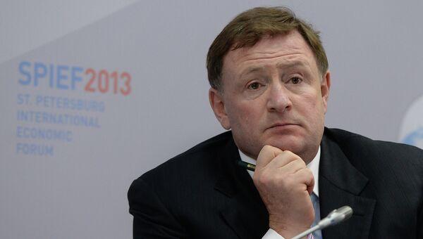 Президент компании Боинг-Россия/СНГ Сергей Кравченко
