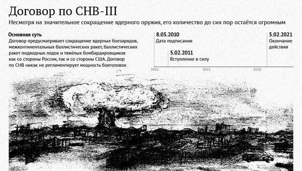 Договор по СНВ-3
