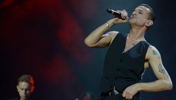 Концерт Depeche Mode, архивное фото