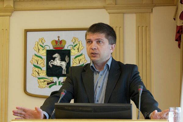 Претенденты на пост омбудсмена в Томской области. Владимир Фурсин.