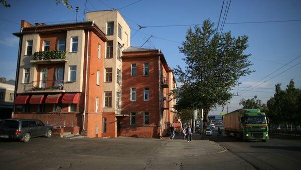 Улицы Новосибирска