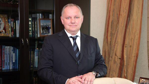 Заместитель генерального директора компании Рособоронэкспорт Александр Михеев. Архив