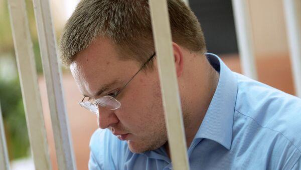 Помощник депутата Госдумы от КПРФ Алексей Шихирин. Архивное фото