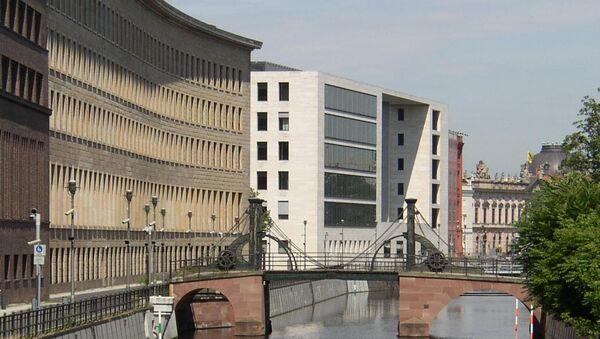 Здание МИДа Германии на Шпрее. Архивное фото