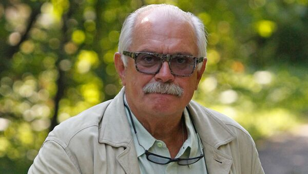 Никита Михалков. Архивное фото.