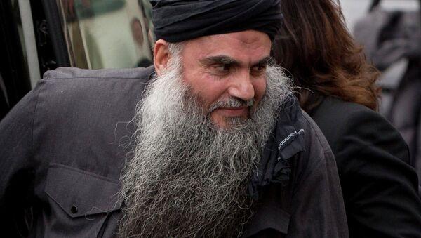 Радикальный исламский проповедник Абу Катада