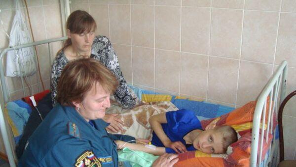 Рома Платов был найден в томской тайге после 6 суток поисков