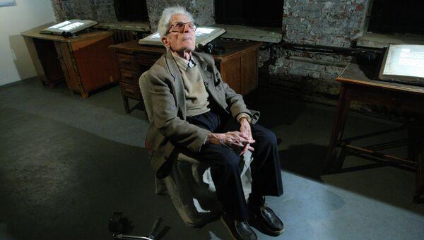 Историк, писатель, основатель и почетный президент Музея ГУЛАГа Антон Антонов-Овсеенко
