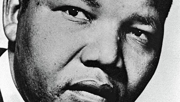 Нельсон Мандела. Архив