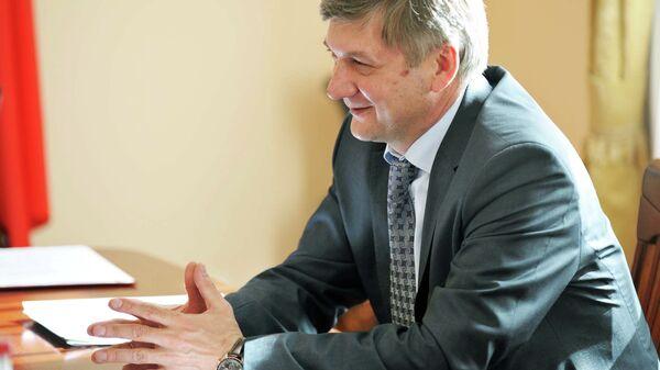 Вице-губернатор Воронежской области Александр Гусев. Архивное фото