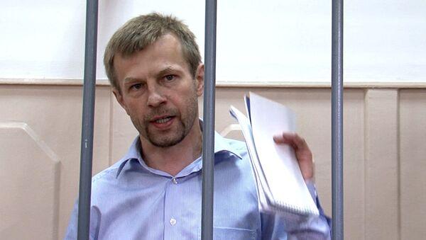 Суд отстранил Урлашова от должности мэра Ярославля. Кадры из зала суда