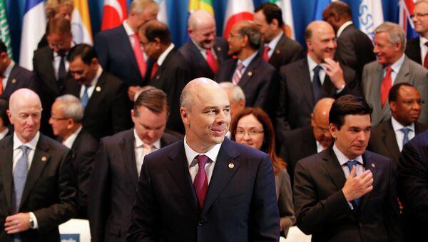 Встреча финансовой G20 прошла в Москве
