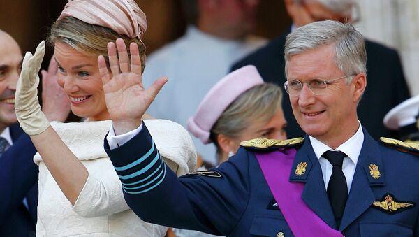 Принц Бельгии Филипп