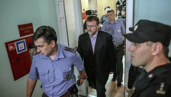 Бывший губернатор Тульской области Вячеслав Дудка, архивное фото