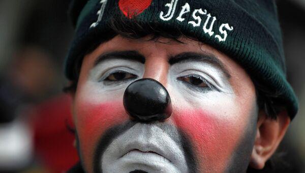 В Гватемале проходит ежегодный Конгресс клоунов Латинской Америки