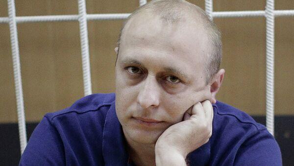 Свидетель по делу Оборонсервиса Дмитрий Митяев. Архивное фото
