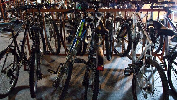 Велосипеды. Архивное фото.