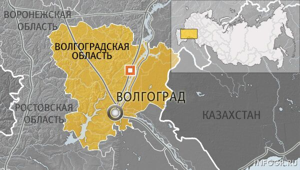 Федеральная трасса Сызрань - Саратов - Волгоград
