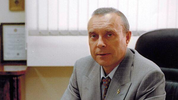Президент международной ассоциации ветеранов подразделения антитеррора Альфа Сергей Гончаров. Архивное фото