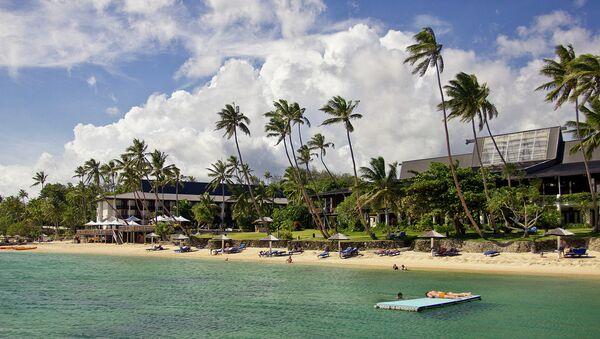 Фиджи. Архивное фото