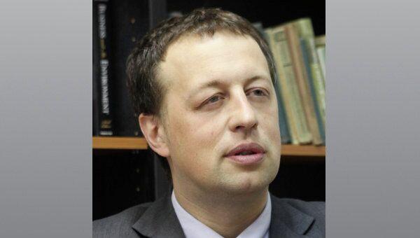 Проректор РЭШ Константин Сонин