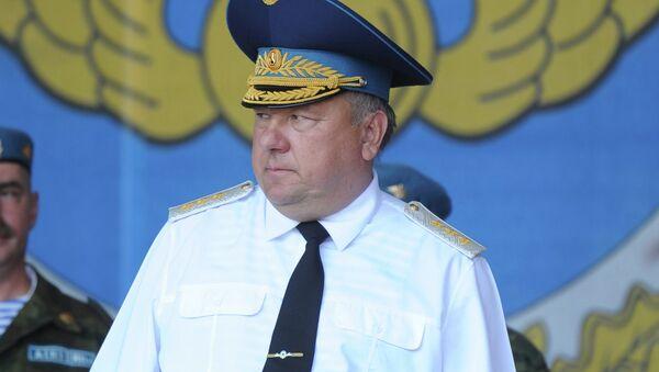 Командующий Воздушно-десантными войсками генерал-полковник Владимир Шаманов. Архив
