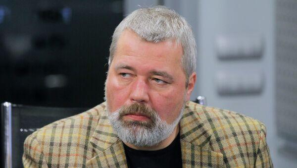 Дмитрий Муратов. Архивное фото