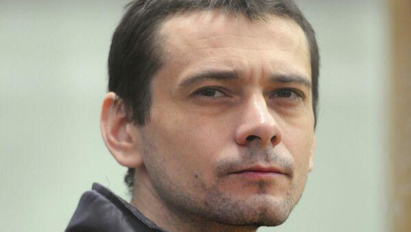 Заседание суда по делу белгородского стрелка С.Помазуна. Архив