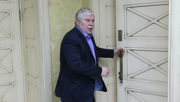 Анатолий Кучерена. Архивное фото