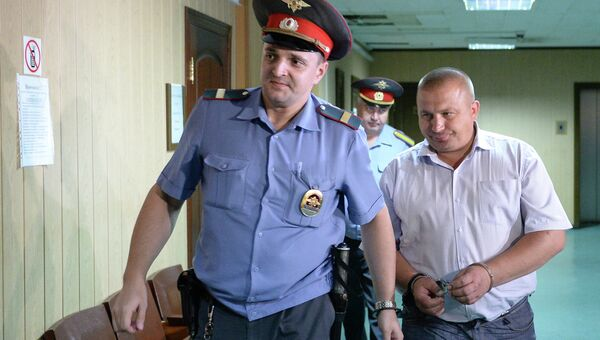 Бывший сотрудник полиции Владимир Черезов