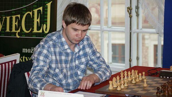 Шахматист Игорь Курносов